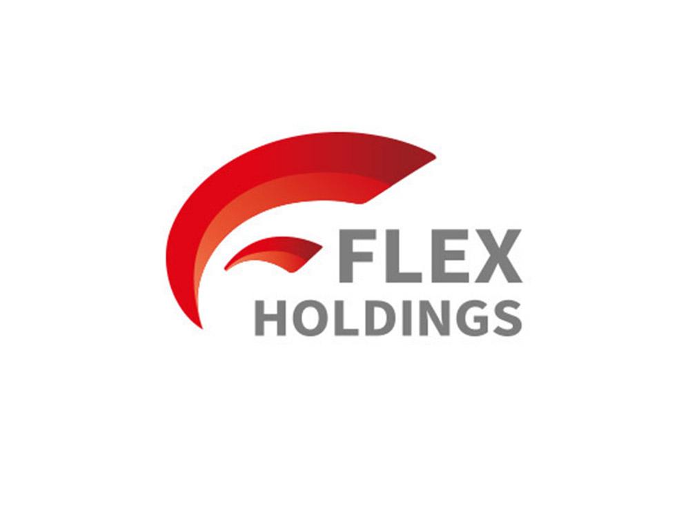 株式会社フレックスホールディングス ロゴマーク