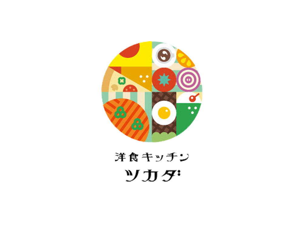 洋食キッチン ツカダ ロゴ