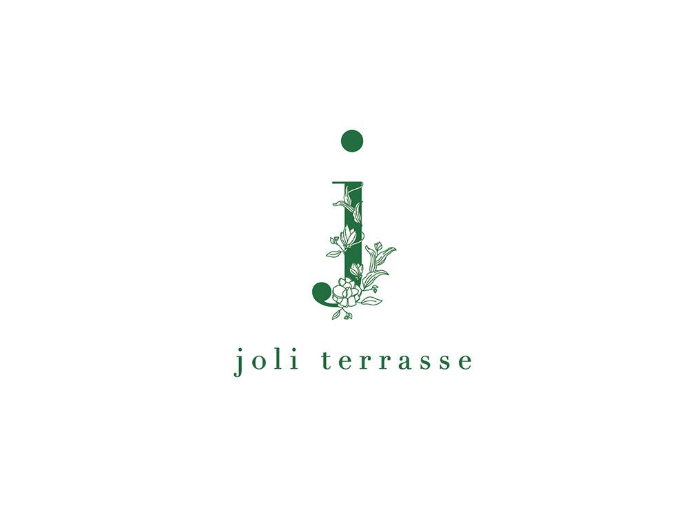 ジョリテラス ロゴ